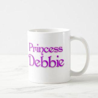 Princess Debbie Coffee Mug