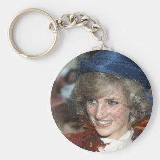 Princess Diana Bishopton 1983 Keychains