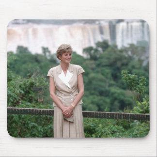 Princess Diana Brazil 1991 Mouse Pads