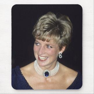 Princess Diana Canada 1991 Mouse Mat