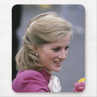 Princess Diana Ealing 1984 Mouse Mats