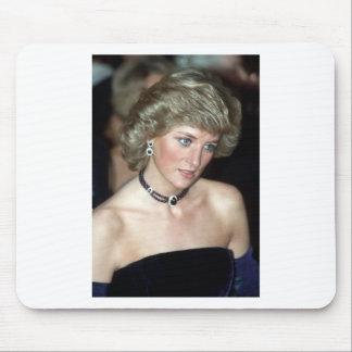 Princess Diana Germany 1987 Mouse Mats