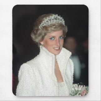 Princess Diana Hong Kong 1989 Mouse Mat