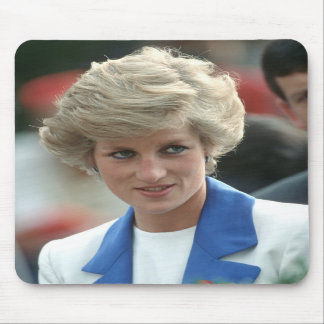 Princess Diana Hong Kong 1989 Mousemats