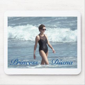 Princess Diana Nevis 1993 Mouse Mats