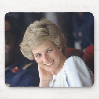 Princess Diana Nigeria Mouse Pad