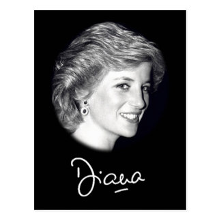 Princess Diana Postcard