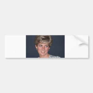 Princess Diana, Rio de Janeiro, Brazil Bumper Sticker