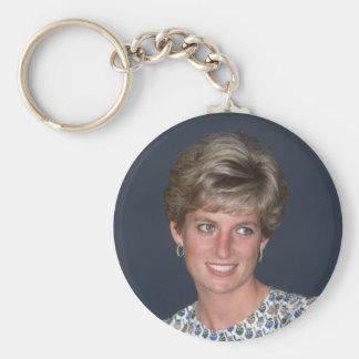 Princess Diana, Rio de Janeiro, Brazil Keychains
