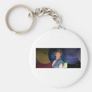 Princess Diana Thailand Keychains