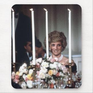 Princess Diana Washington 1985 Mouse Mats