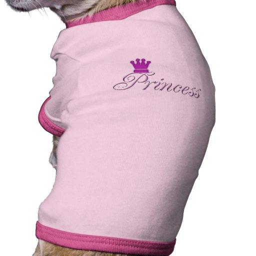 Princess Doggie Tee