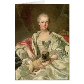 Princess Ekaterina Golitsyna  1759 Cards