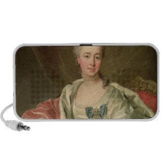 Princess Ekaterina Golitsyna  1759 Speaker System