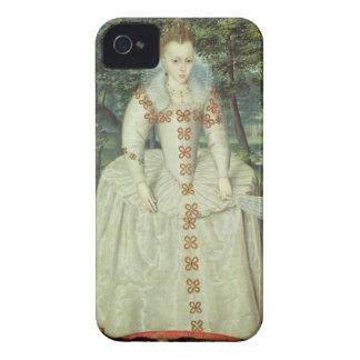 Princess Elizabeth (1596-1662) 1603 (oil on canvas Case-Mate iPhone 4 Case