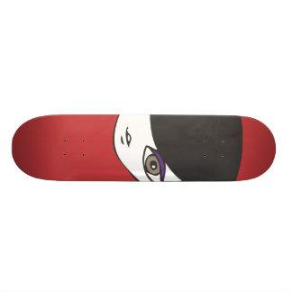 princess emo - skateboard