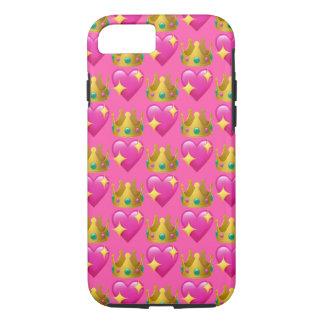 Princess Emoji iPhone 7 Case