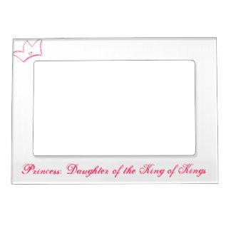 Princess Frame Magnet