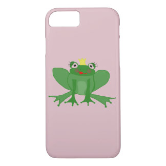 Princess Frog Iphone Case