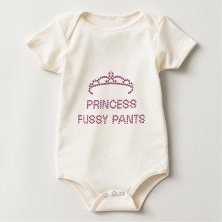 Princess Fussy Pants Creeper