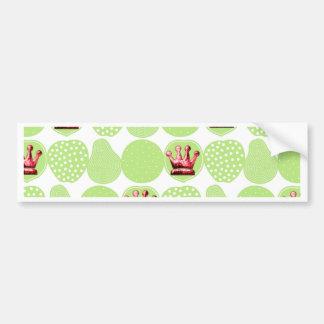 Princess Gardens Bumper Sticker