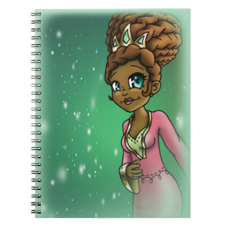 """Princess Hadassah"" Notebooks"