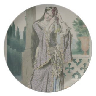 Princess Helen, engraved by the Thierry Brothers, Plates