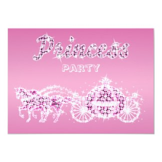 Princess Horses & Carriage Birthday Party