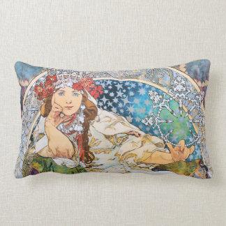 Princess Hyacinth Vintage Theatre Advertisement Cushion
