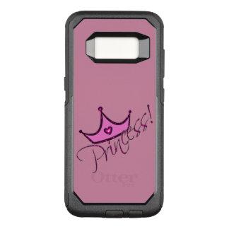 Princess II OtterBox Commuter Samsung Galaxy S8 Case
