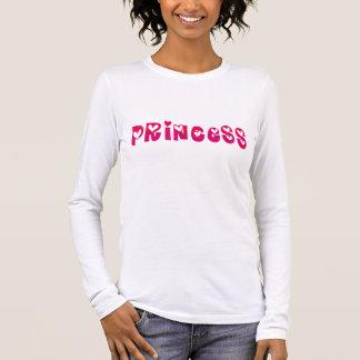 Princess in Hearts Long Sleeve T-Shirt