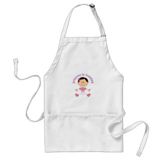 PRINCESS IN TRAINING STANDARD APRON
