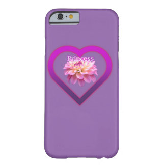Princess iPhone 6/6s, Barely There Phone Case