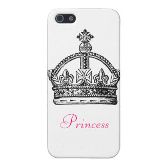 Princess iPhone Case iPhone 5/5S Cases