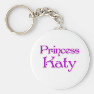 Princess Katy Key Chain