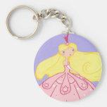 princess keychain