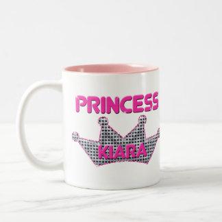Princess Kiara Coffee Mugs