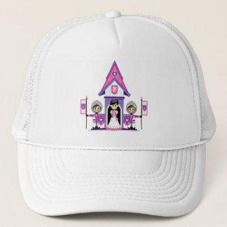 Princess & Knights at Mini Castle Baseball Cap