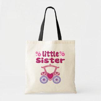 Princess Little Sister Tote Bag