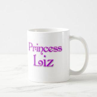 Princess Liz Mug