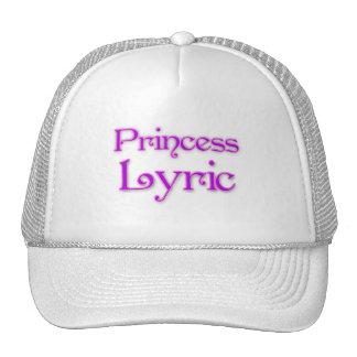 Princess Lyric Trucker Hat