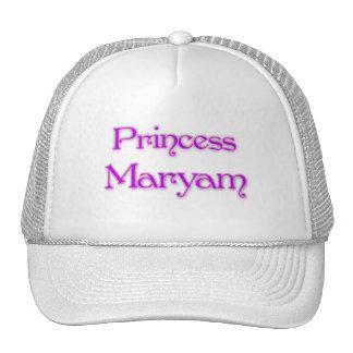 Princess Maryam Trucker Hat