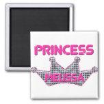 Princess Melissa Magnet