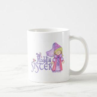 Princess Middle Sister Coffee Mug