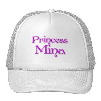 Princess Mina Mesh Hat