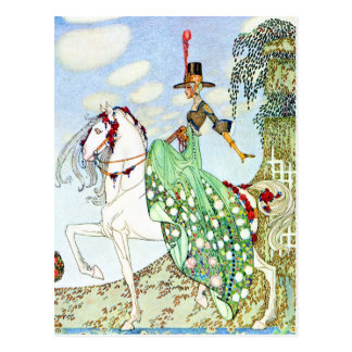 Princess Minotte by Kay Neilsen Postcard