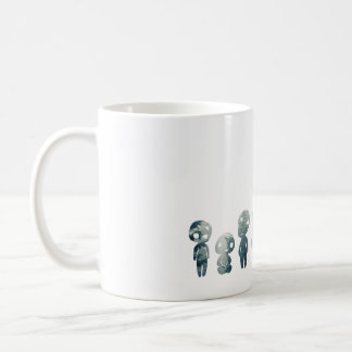 Princess Mononoke- Tree Spirits Coffee Mug