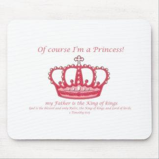 Princess Mouse Mat