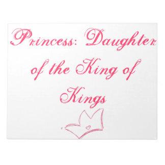 Princess Note Pads