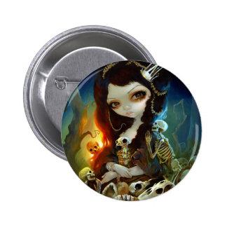 Princess of Bones Button